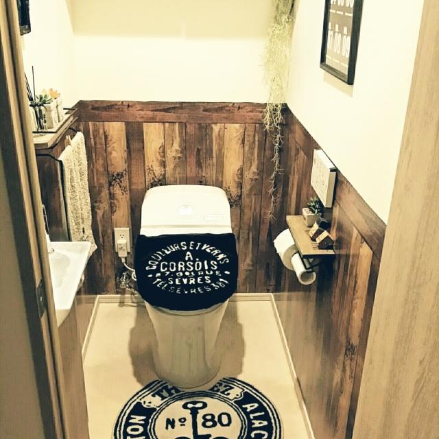 100均でトイレを華やかに♪雰囲気を変えるDIYアイデア集