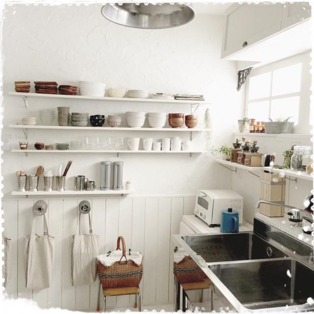 つい長居してしまいそう♪居心地のいいキッチン実例集12選