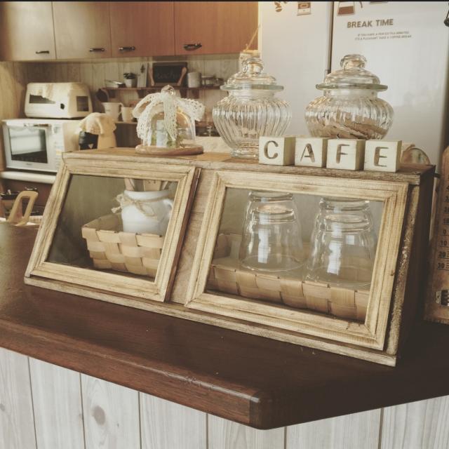 おうちでカフェ気分☆グッズにこだわってでカフェを演出してみよう