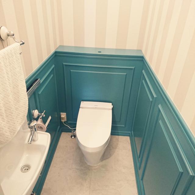 生活感を出さない!ホテルライクなトイレ収納10のアイデア