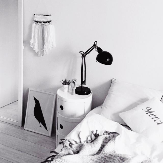 センス抜群☆コンポニビリで作る洗練された寝室10選