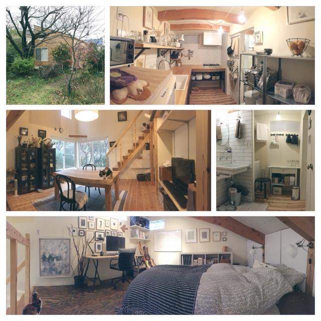 狭小住宅でもこんなに快適に | RoomClipMag | 暮らしとインテリアのwebマガジン