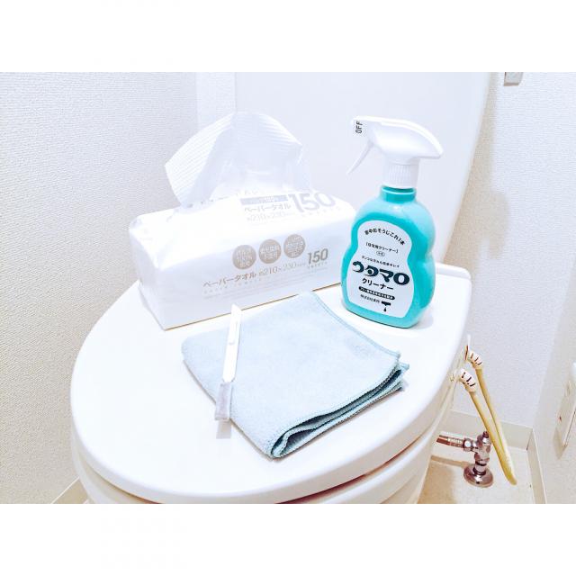 明日から実践☆トイレ掃除がはかどる道具&アイディア