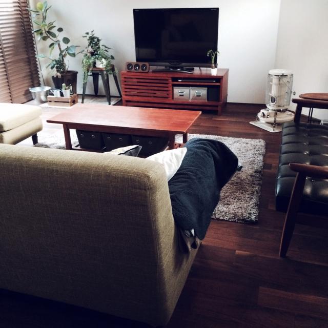 「素材と日常を丁寧に味わう、リラックスできる家づくり」 by kinakoさん