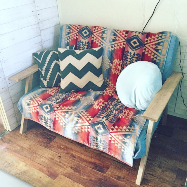 ペンドルトン(PENDLETON)でお部屋に彩を! | RoomClipMag | 暮らしとインテリアのwebマガジン