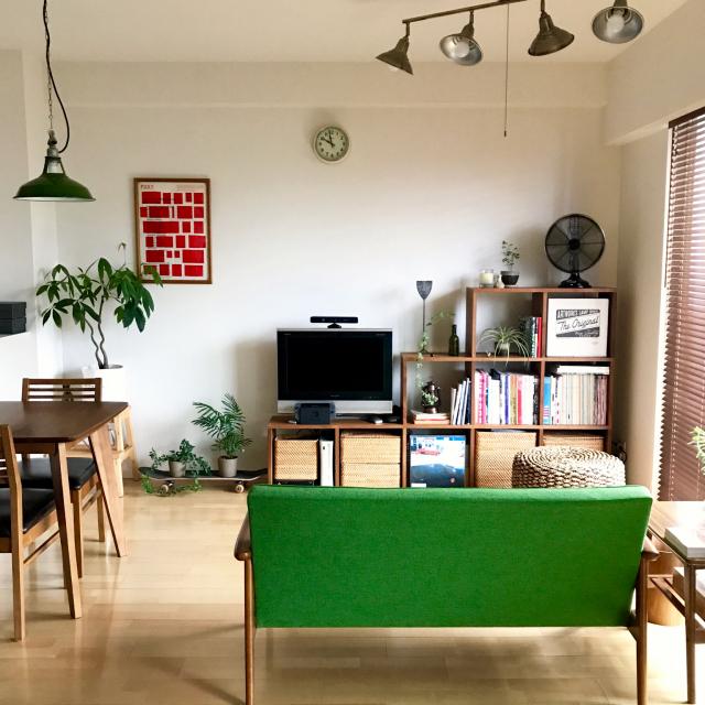 みんな大好き無印良品♡優秀で万能な家具の使える実例集