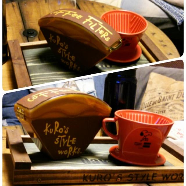『使いにくい』を簡単解決♪kuroさんの100均コーヒーフィルターケースリメイク [連載: 10分でできる100均リメイク]