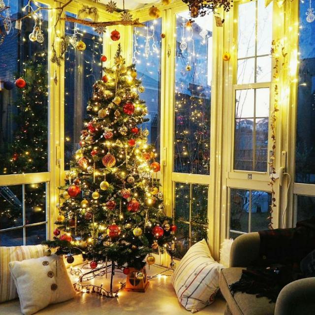 シンプル好きも楽しみたい♡大人のクリスマスイルミネーション
