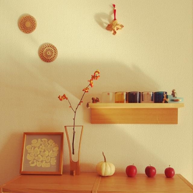 無印良品の壁に取り付ける家具でオシャレな部屋づくり | RoomClipMag | 暮らしとインテリアのwebマガジン