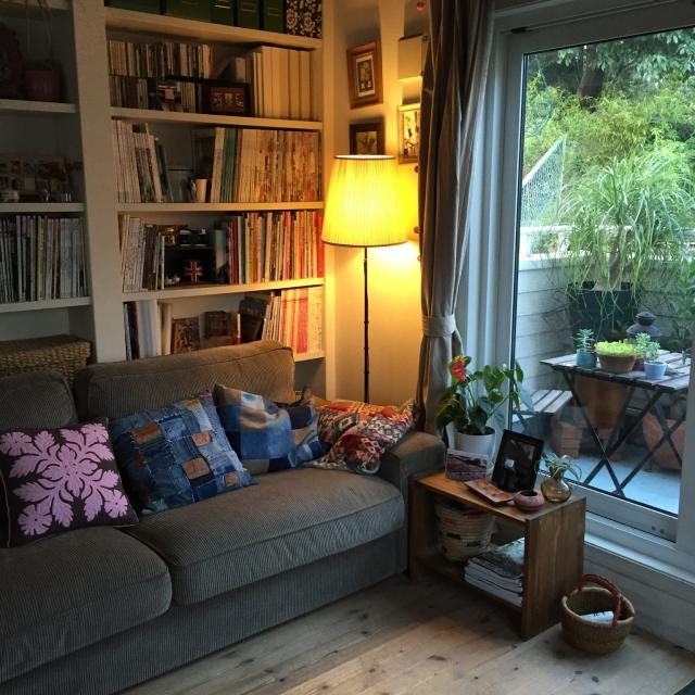 気分はライブラリー☆読書を楽しむ部屋づくり、10のヒント