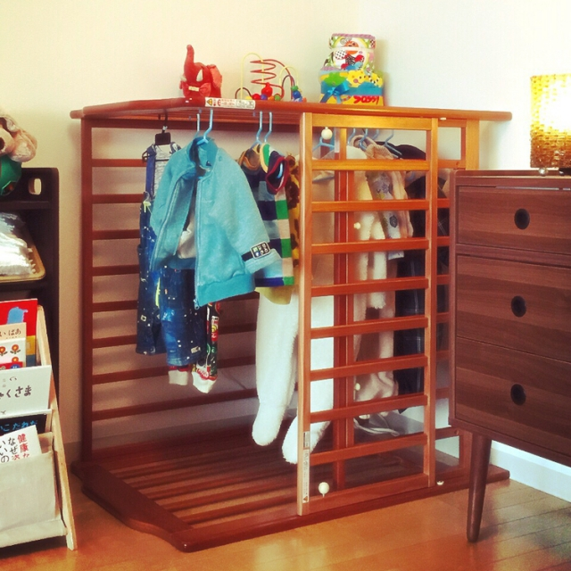 子どもと一緒に家具も成長!ベビーベッドのリメイク10選