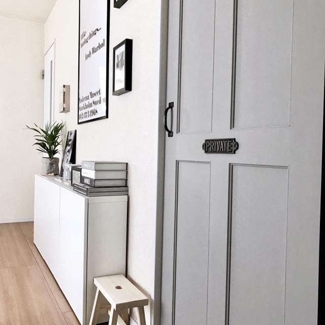 扉のDIYに挑戦!雰囲気たっぷりの木のドアで生活に変化を