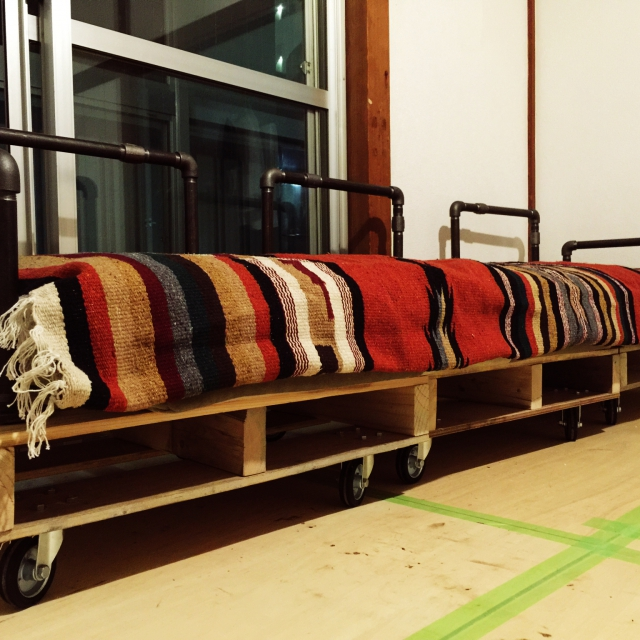 組み合わせも自在なソファは上級編
