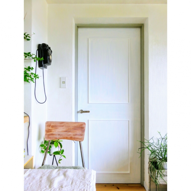 まるでリノベーション?ドアや窓リメイクが印象を変える