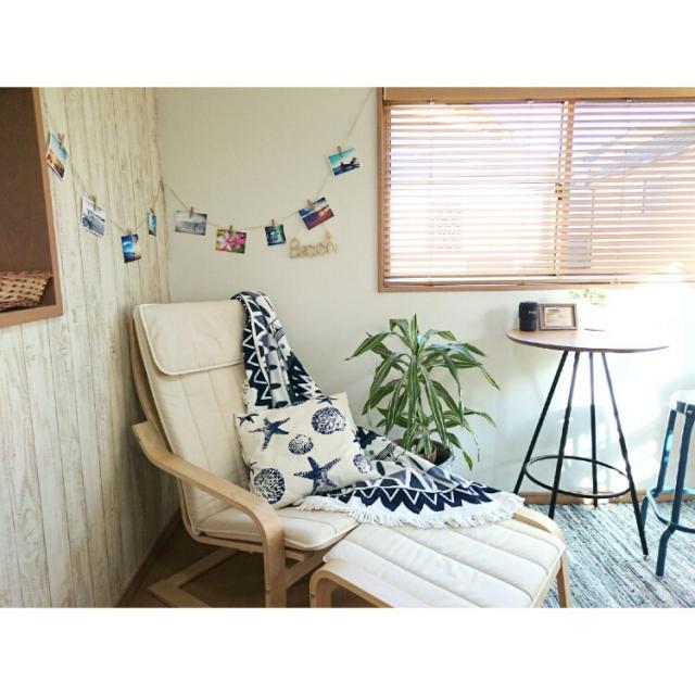 一人掛けソファ徹底比較!IKEAと無印良品