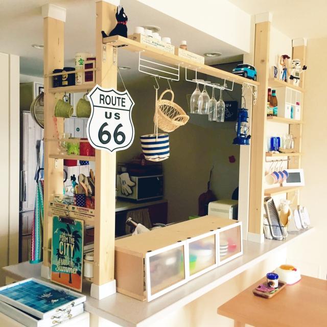 理想の空間に!小物ディスプレイ棚はDIYするのが正解