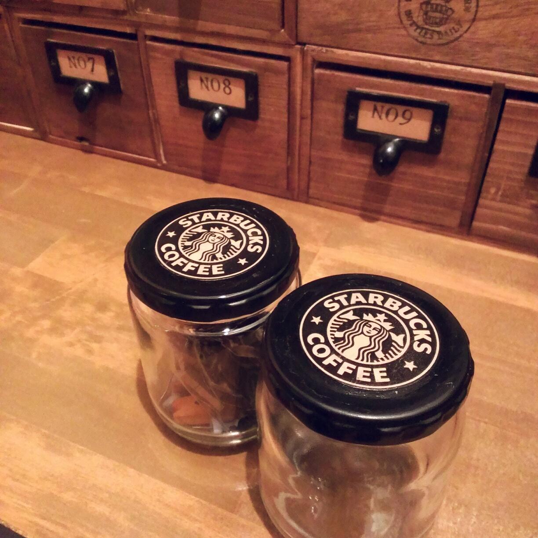 大好きなスターバックスコーヒーアイテムをインテリアにプラス♡