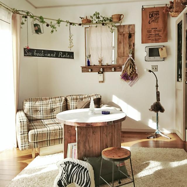 おうちを自慢のカフェに♡リラックス空間を作る10の方法