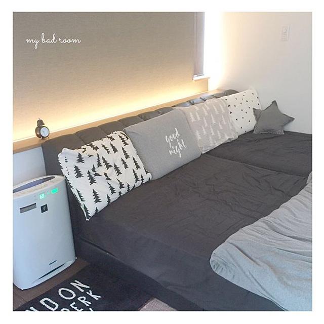 サイズ、スタイル別!ニトリ・無印良品のベッド