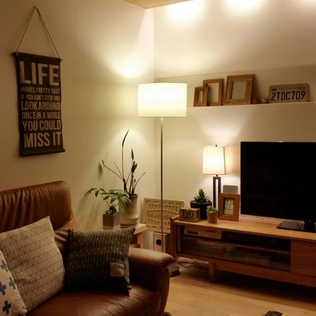 灯りでリビングはこんなに変わる!照明の選び方と実例集