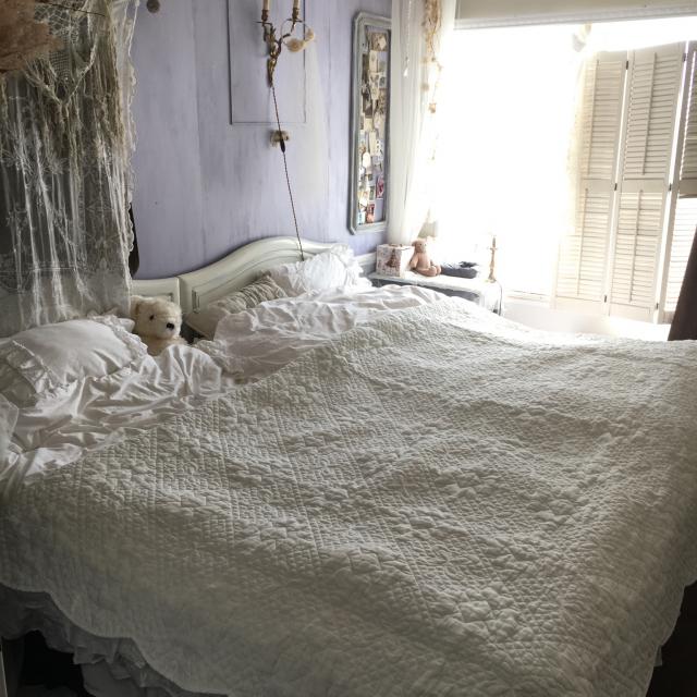 まるで海外のお部屋みたい!アンティークな洋風インテリア
