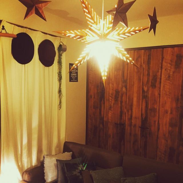 夜を楽しむ、IKEAの照明の取り入れ方