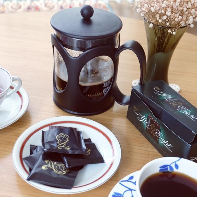 コーヒーと合わせて食べたいチョコレート
