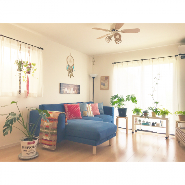 家で過ごすのが一番幸せ!くつろぎ空間を作る10のヒント