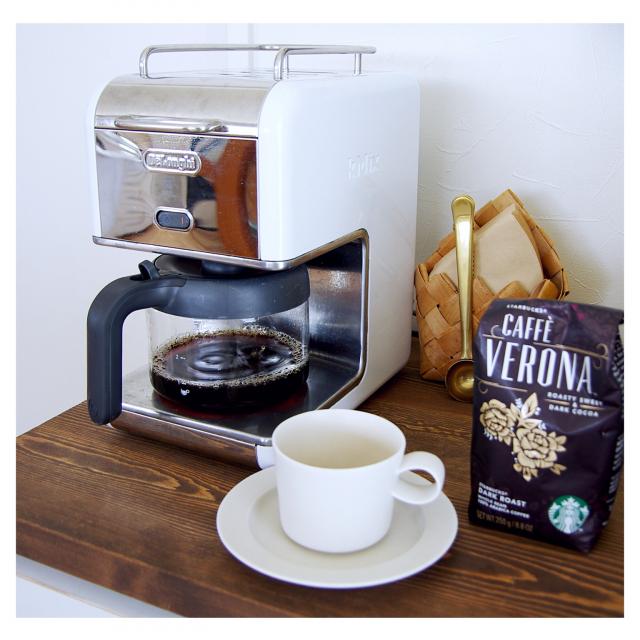 朝から夜まで幸せに☆コーヒータイムのスタイリング実例