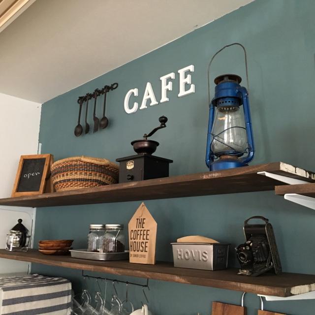 ゆったりしたカフェタイムを♪コーヒーミルがある暮らし