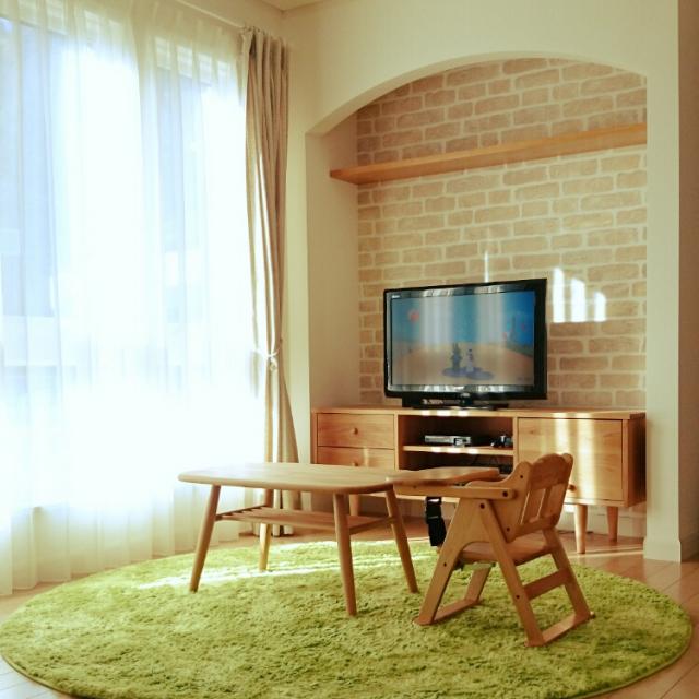 暖かくて優しい空間を♪ナチュラルリビングの作り方10選