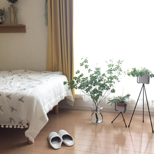 「30m2。6畳を心地よくメイクする、北欧スタイルの楽しみ方」 by hiyokoさん