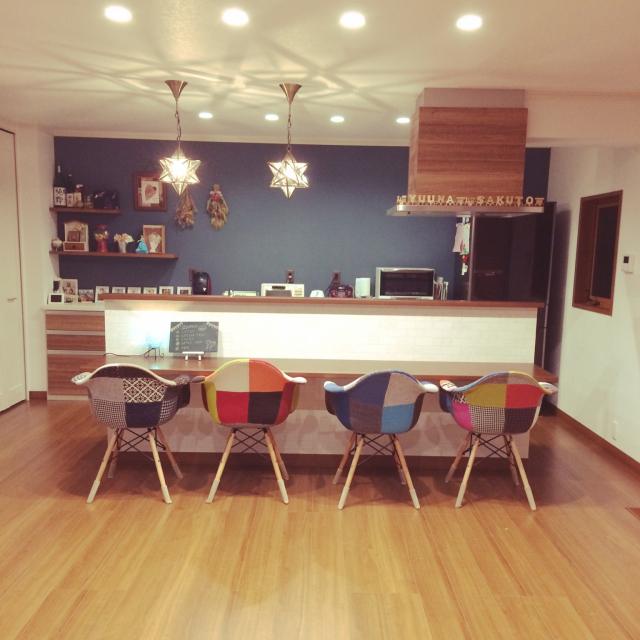 家具や照明にこだわって☆ストレスなく過ごせる空間作り