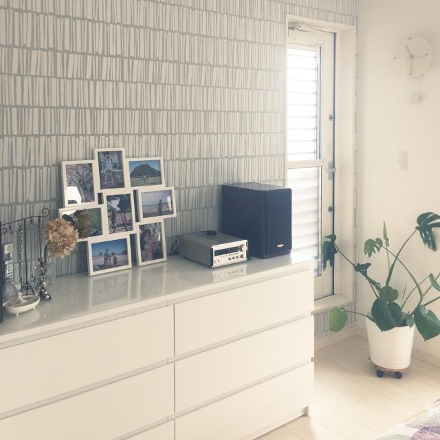 シンプル+収納力で選ばれる!IKEAのMALMシリーズ家具