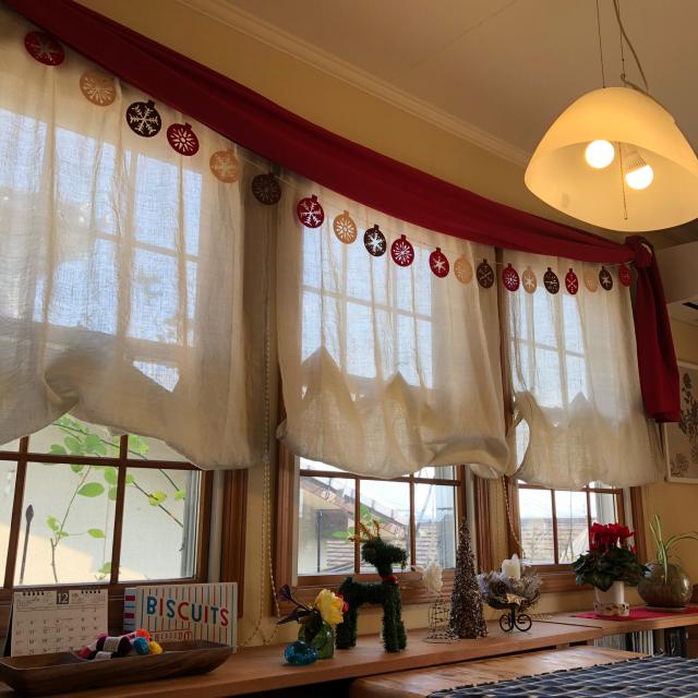 窓辺をもっと美しく♪カーテンの使い方でリッチに格上げ