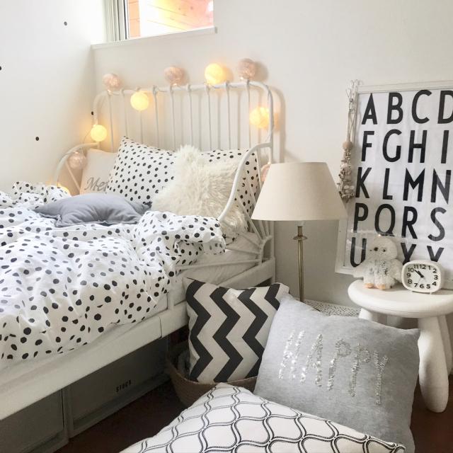 IKEAのベッドがある子ども部屋☆真似したいアレンジ実例集