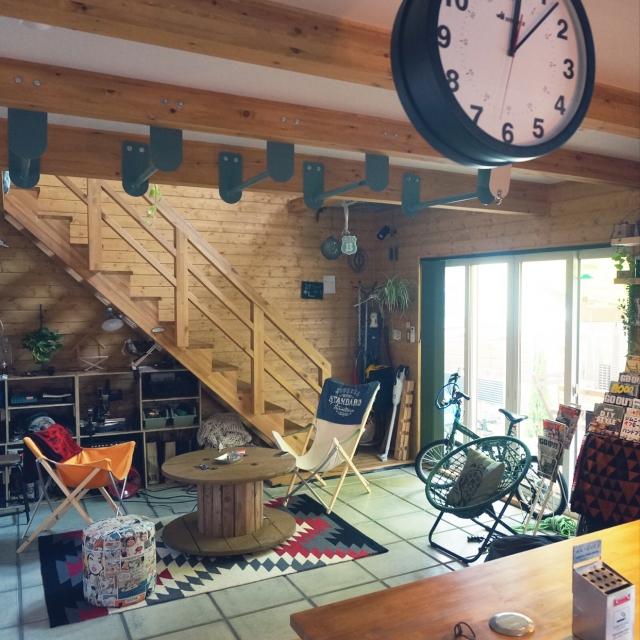近代的な土間のあるお家から学ぶ、ゆとりのある暮らし