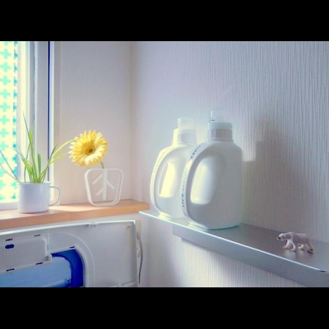 バスルームやトイレでも!無印良品の壁につけられる家具