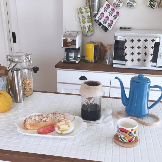おうちで贅沢時間を満喫♡アトリエ・カフェ・ベランピング