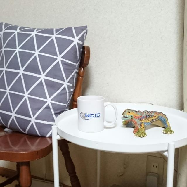 IKEAのGLADOM♪使い方いろいろ、トレイテーブルの魅力