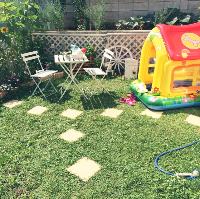 夏本番!子どもが喜ぶお家プールアイデア集