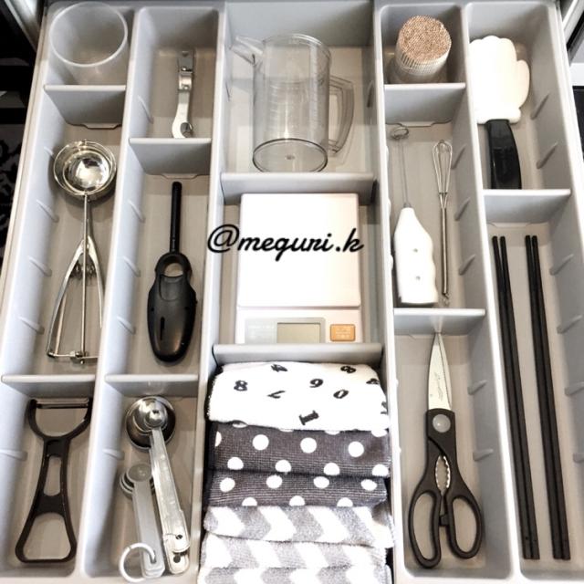使いやすさアップ!キッチンツールをすっきり片付ける方法