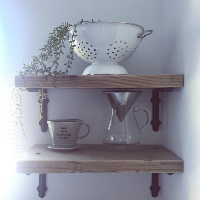 「自分スタイルで楽しむスローな時間。KINTOのコーヒーカラフェ」 by mi_homeさん