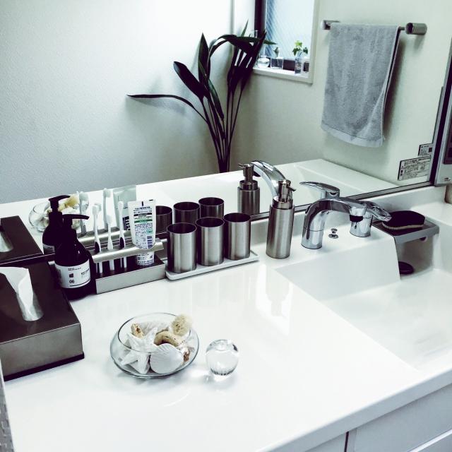 キレイな洗面台にはワケがある!美と快適を保つ10のコツ