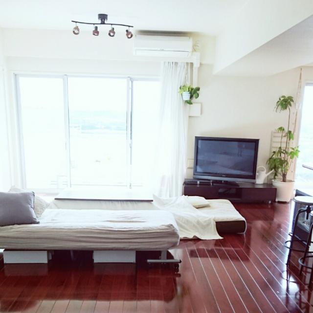 いよいよ新生活!部屋を広く使うアイデア教えて! | RoomClipMag | 暮らしとインテリアのwebマガジン