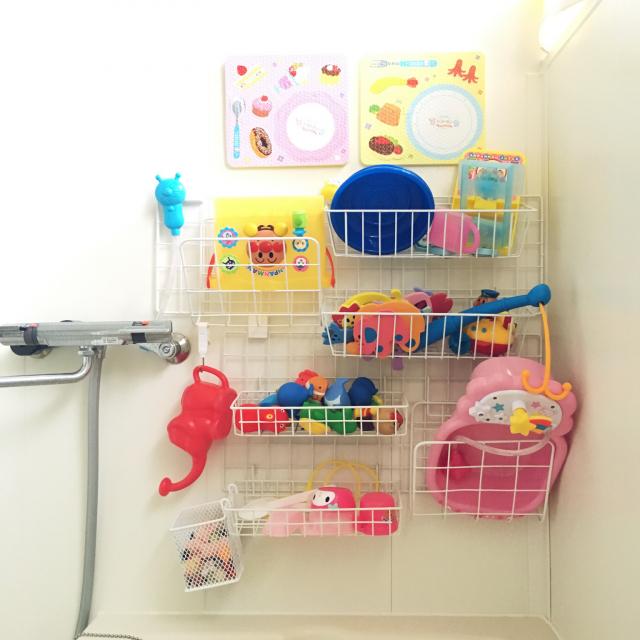 お風呂がもっと便利で清潔になる☆バスルームの整理収納術
