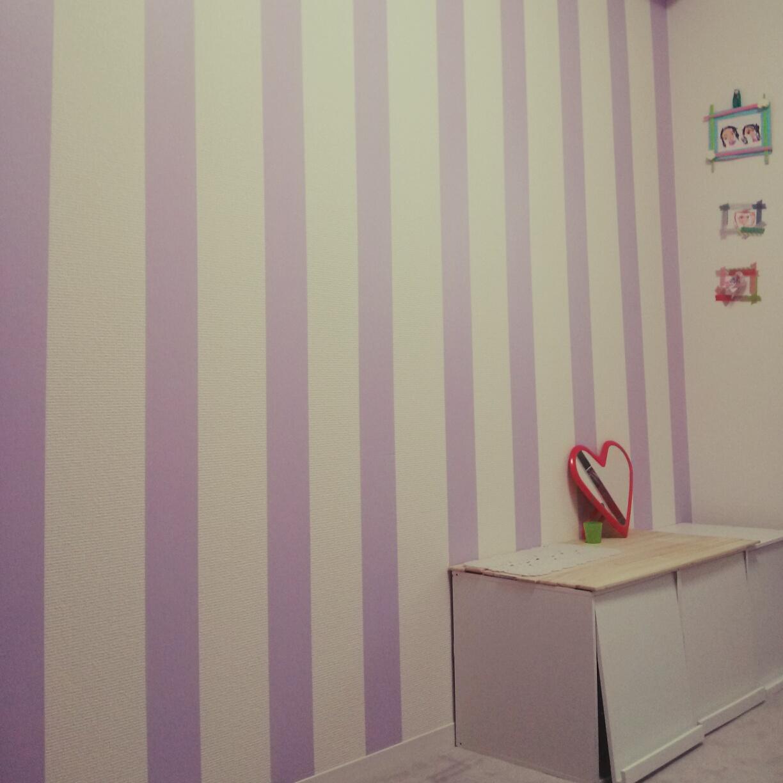 マスキングテープで壁紙変身 おしゃれ女子のインテリア術を真似し