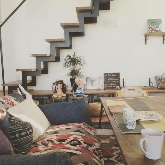 「海を感じる家。立地を楽しむかカジュアルな西海岸テイスト」 by Aikoさん