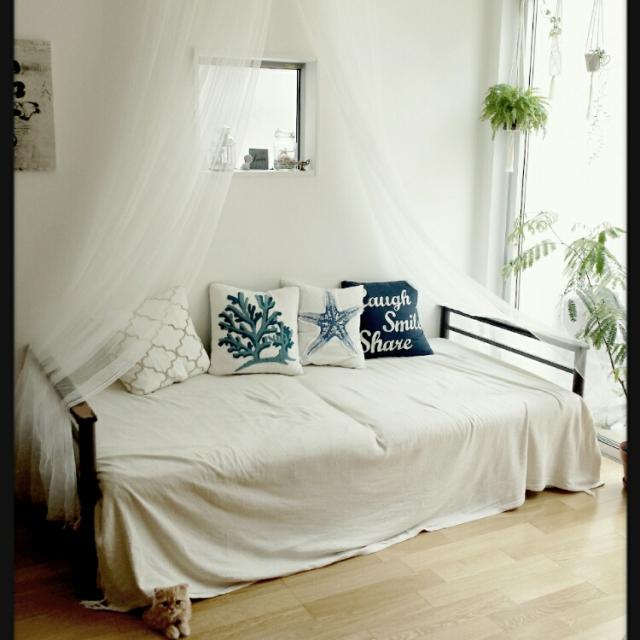 IKEAのカーテンが素敵♡リビングや子ども部屋での選び方