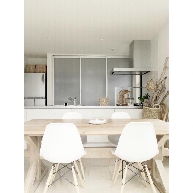 キッチンの生活感を隠すインテリア♪実現するコツは?   RoomClipMag   暮らしとインテリアのwebマガジン